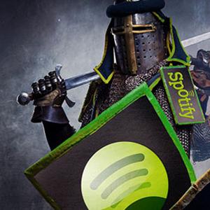 Después de todo, puede que Spotify sea una buena aliada de la industria de la música