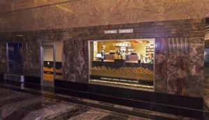 Ahora Starbucks le lleva el café a los trabajadores del Empire State Building