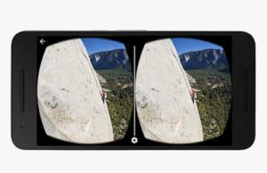 La realidad virtual aterriza (por fin) en Google Street View