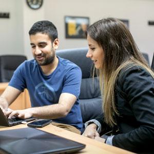 Alumnos del Máster en Dirección de Marketing y Gestión Comercial (GESCO)