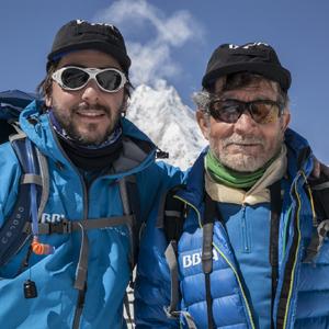 Carlos Soria - Jordi Roca Himalaya