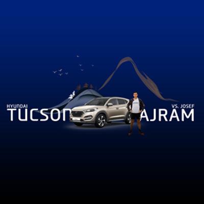"""""""Tucson vs Ajram"""", hombre y máquina enfrentados en la nueva campaña de Hyundai"""
