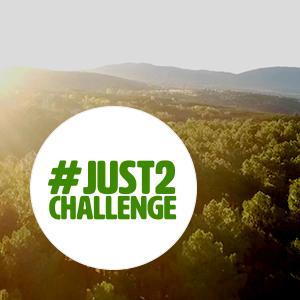 #Just2Challenge: más que una campaña de publicidad