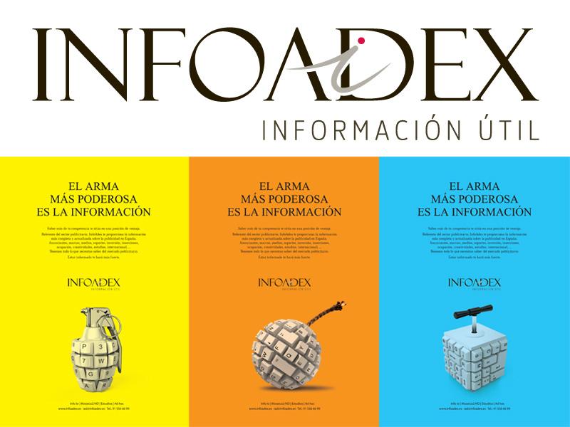 Logotipo y Campaña InfoAdex