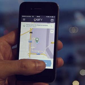 El taxi no puede con Cabify: la aplicación podrá seguir operando con normalidad en España
