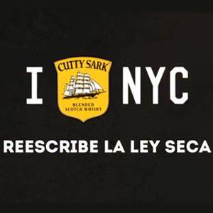 Cutty Sark le reta a descubrir la ley seca y ganar un viaje a Nueva York