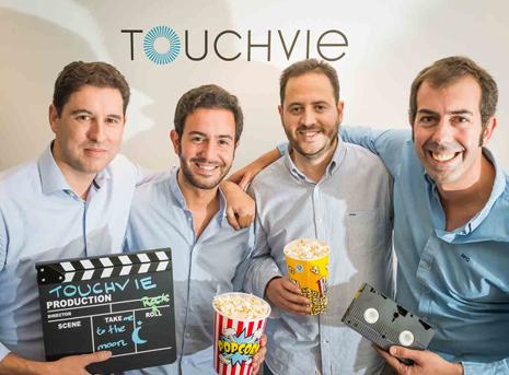 equipo Touchvie
