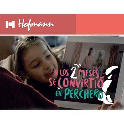Hofmann inicia su campaña navideña en televisión