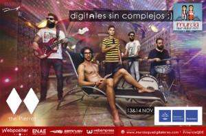 Llega la II Edición de Murcia, ¡Qué Digital Eres! 2015 con Concurso de Startups y sorpresas digitales