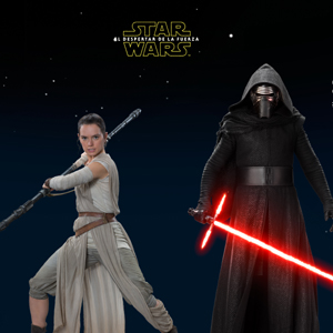 LucasFilm Imagen campaña Star Wars