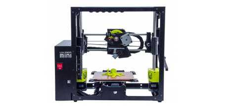 LulzBot-Mini-Review