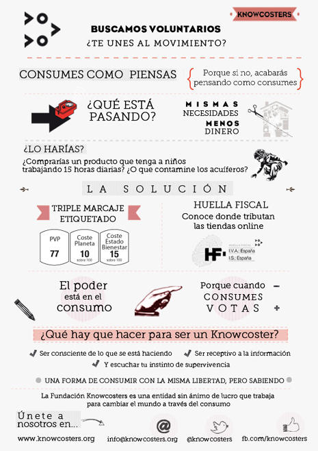 Movimiento Knowcosters