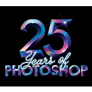 Photoshop 25 años