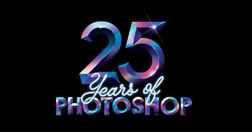 Febrero 2015: Photoshop cumple 25 años