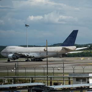 aviones abandonados malaysian airports