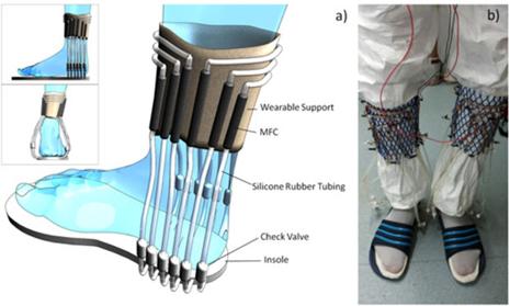 calcetines electricidad