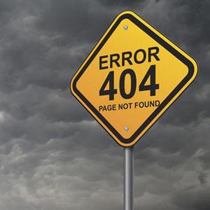 error 404 300