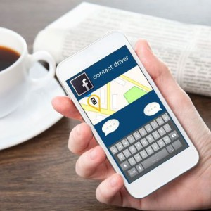 facebook messenger uber
