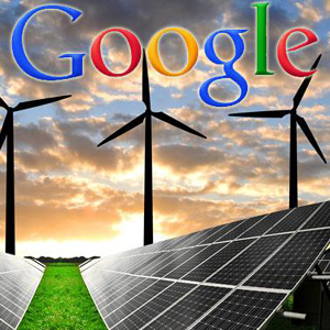 google energías renovables