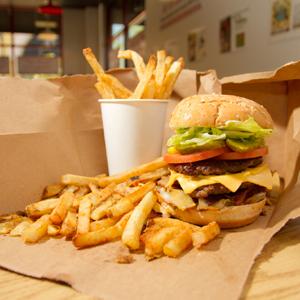 hamburguesa 300