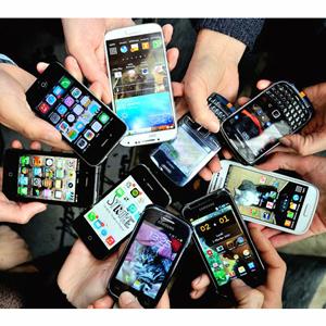 smartphones disposiivos