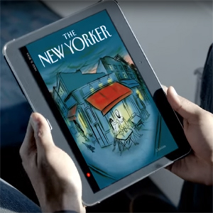the new yorker 300