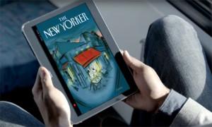 The New Yorker ficha a una agencia neoyorquina para grabar su nuevo spot en ¿Los Ángeles?