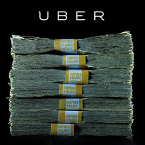 uber dinero inversion financiacion