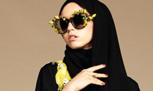 La moda se viste con hijabs y abayas (al menos para Dolce & Gabanna)