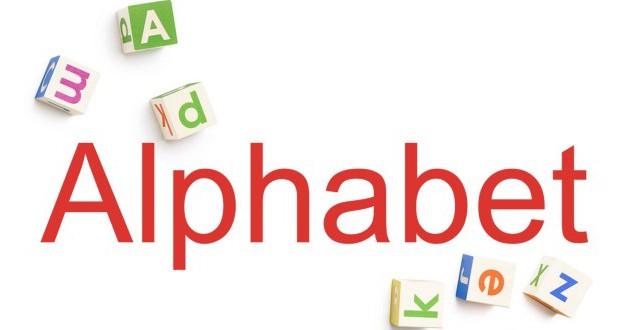 Agosto 2015: Alphabet, la marca matriz de Google, ve la luz