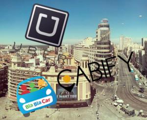 La CNMC echa un cable a Uber y Cabify al criticar la restrictiva legislación del Gobierno