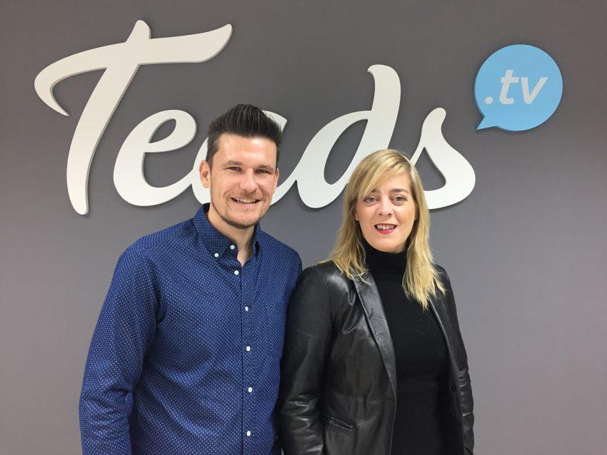 Ruth Bareño, nombrada nueva directora comercial de Teads en España