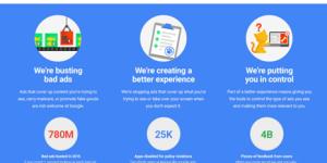 Google promete encabezar una lucha contra la mala publicidad y los defraudadores