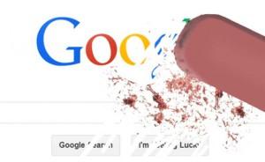Google reforzará la aplicación del derecho al olvido en febrero