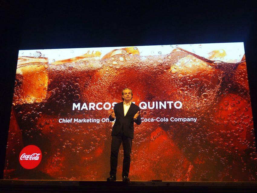 Coca-Cola combina emoción y producto en su nueva campaña global #SienteElSabor