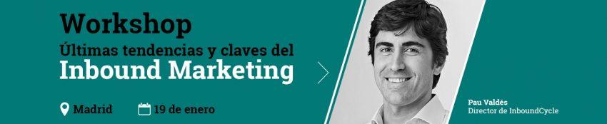 Workshop de Inbound Marketing en ICEMD