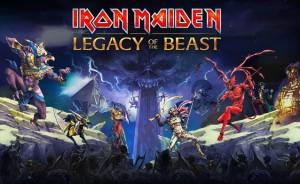 Iron Maiden lanza un videojuego...