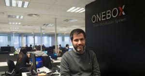 Javier Martí, nuevo director de producto de Onebox TDS