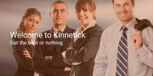 La startup española, Kinnetick Media, lanza su web corporativa