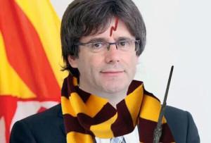 Twitter se llena de humor con la investidura de Puigdemont (y su pelo)