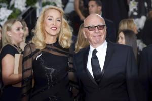 Un anuncio en The Times desvela el nuevo compromiso de Rupert Murdoch