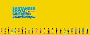 Vuelve Santander Social Weekend