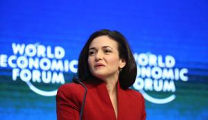 Redes Sociales y terrorismo, protagonistas en Davos de la mano de Sheryl Sandberg