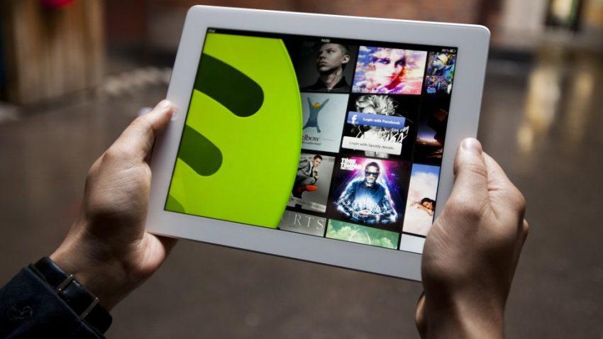 Spotify incluirá esta semana en Android contenido visual