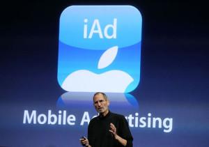 ¿Hacia dónde apuntan los planes de Apple y su iAds?