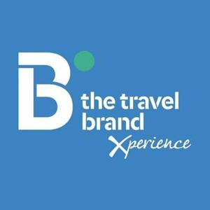 Resultado de imagen de b the travel brand xperience madrid logo