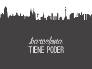 El dominio .barcelona tiene poder