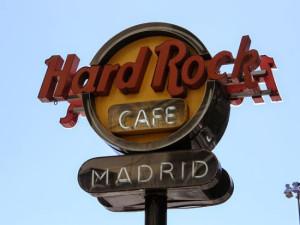 Hard Rock estará presente un año más en Fitur