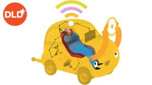Los coches conectados son en realidad smartphones sobre ruedas #DLD16