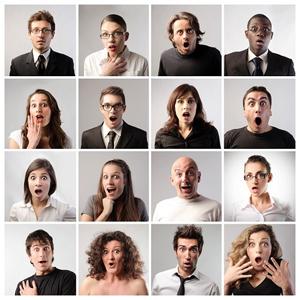 emociones expresiones faciales sentimientos